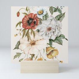 Wildflower Bouquet Mini Art Print
