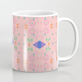 Diamonds in Eights Coffee Mug