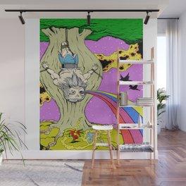 Cosmic Odin Wall Mural