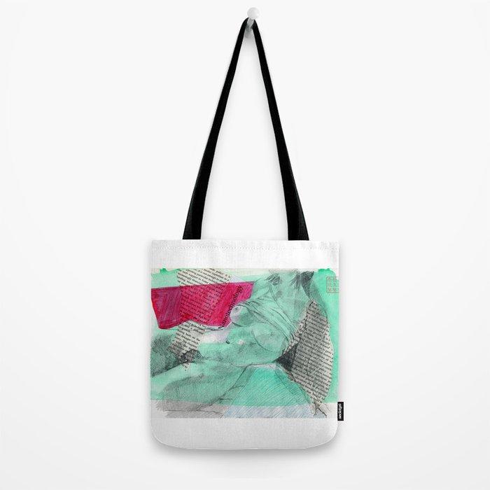 Nanotechnology Tote Bag