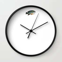 SoloShift Sunfish Wall Clock