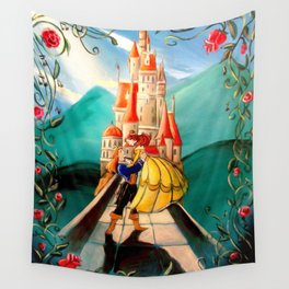 Song as Old as Rhyme Wall Tapestry