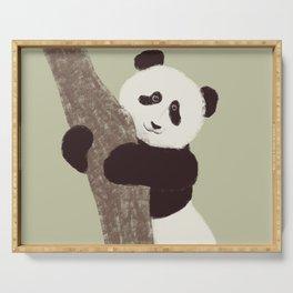 Lil panda Serving Tray