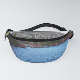 River in Nature Fanny Pack