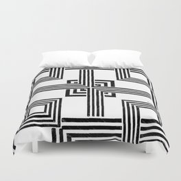 Let us meet again Duvet Cover