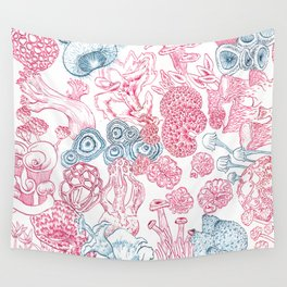 Mycology 2 Wall Tapestry
