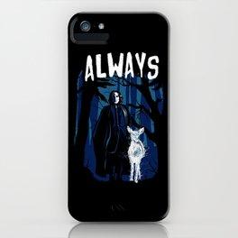 Always Piton iPhone Case