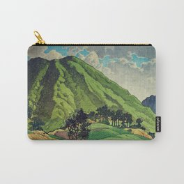Crossing people's land in Iksey Carry-All Pouch