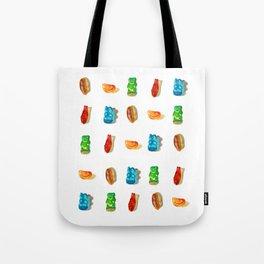 Gummies 2 Tote Bag