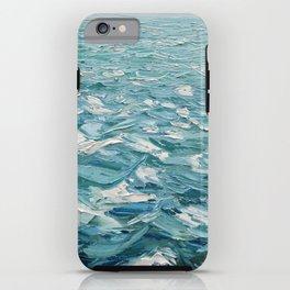 Ocean Swells iPhone Case
