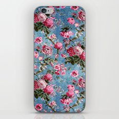 Flowers in the Sky iPhone Skin