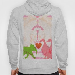 Family (Pink and Pink) Hoody