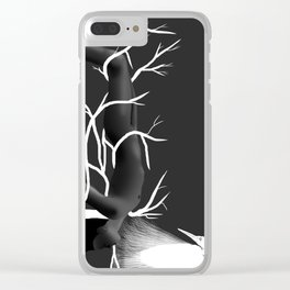 Flight Initiation Distance Clear iPhone Case