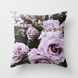 b l o o m Throw Pillow