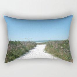 Paradise in Siesta Key Rectangular Pillow