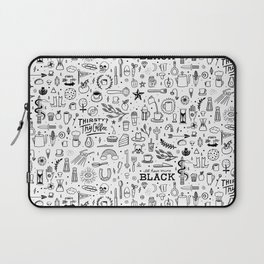 Coffee Life Laptop Sleeve