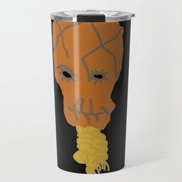 Scarecrow Icon Travel Mug