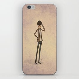 The Doctor iPhone Skin