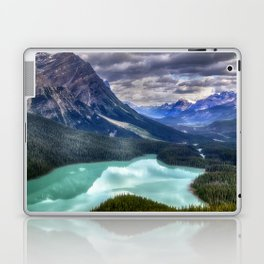 Peyto Lake - Banff National Park Laptop & iPad Skin