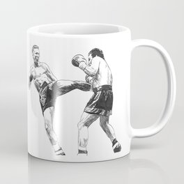 "Ramon ""The Diamond"" Dekkers Coffee Mug"
