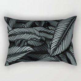 Night Tropic 534 Rectangular Pillow