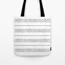 Arrows & Lines Tote Bag