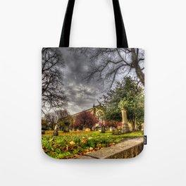 Greyfriars Kirk Church Edinburgh Tote Bag