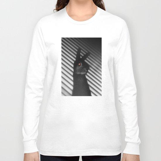 Shadow Bunny Long Sleeve T-shirt