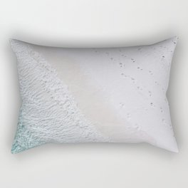 We Were There Rectangular Pillow