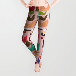 Proud Garden Leggings