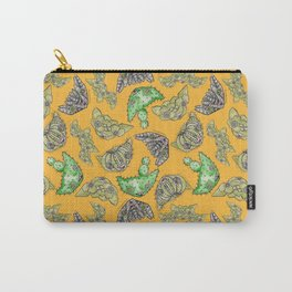"""""""Oro?"""" Cactus Mustard Carry-All Pouch"""