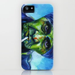 Henrietta the Lunch Lady iPhone Case