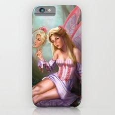 Pink Fairy Primping Slim Case iPhone 6s