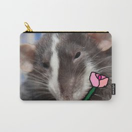 A rat's flower Carry-All Pouch