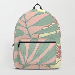 Floral# Backpack