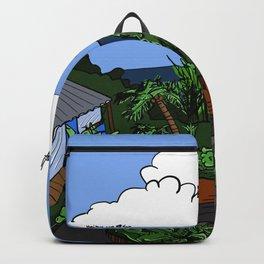 Haiku We Love You Backpack