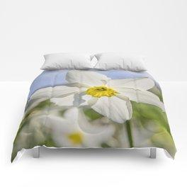 Spring Flora Comforters