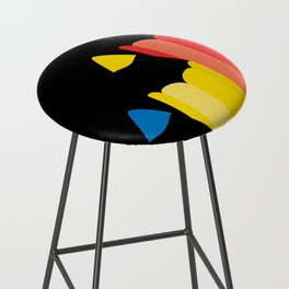 Primary colors Bar Stool