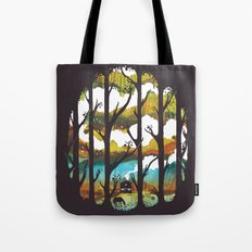 A Magical Place Tote Bag