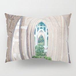 Cathedral Park Portland Pillow Sham