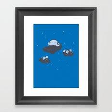 The Silent Night Framed Art Print
