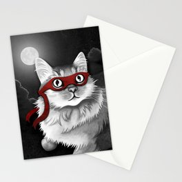Mr. Meowgi Stationery Cards