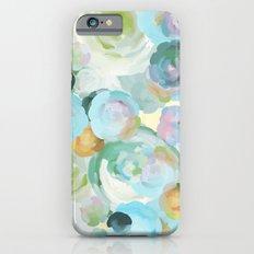 Blue Spring iPhone 6 Slim Case
