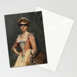 Style with attitude Stationery Cards