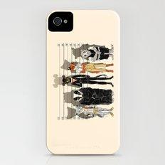 Unusual Suspects iPhone (4, 4s) Slim Case