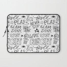 Basketball. Go! Laptop Sleeve