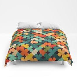 Lucky Clover Comforters
