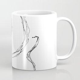 Dragon Lines Coffee Mug
