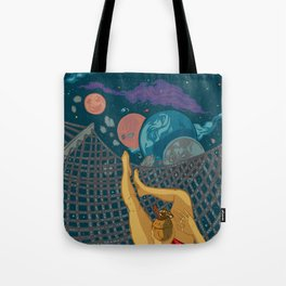 The Most Exotic Vacation Tote Bag