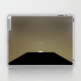2001 Space Odyssey Minimal Dawn of Man Monolith Alignment Laptop & iPad Skin